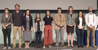 UCSB Grad Slam Finalists 2019